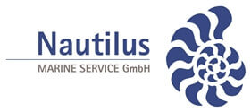 Logo of the NAUTILUS Marine Service GmbH
